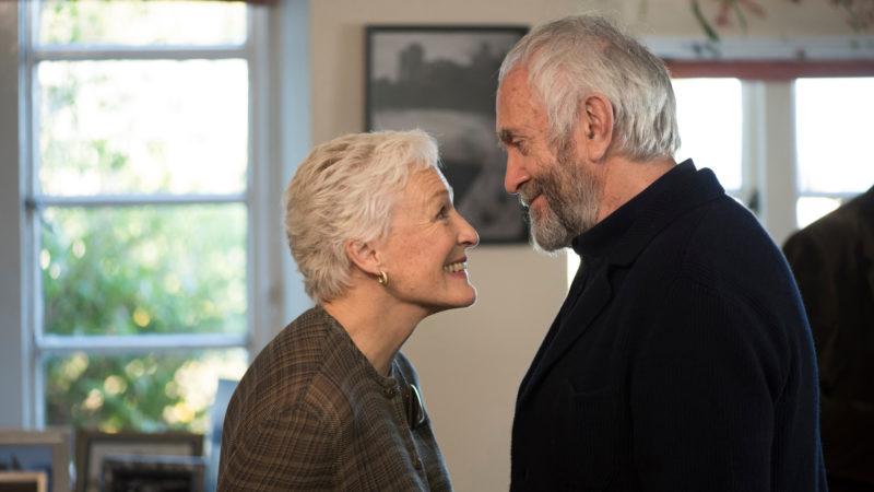 Joan (Glenn Close) und ihr Nobelpreisträger-Ehemann Joe (Jonathan Pryce) | © Meta Film London Ltd./Impuls