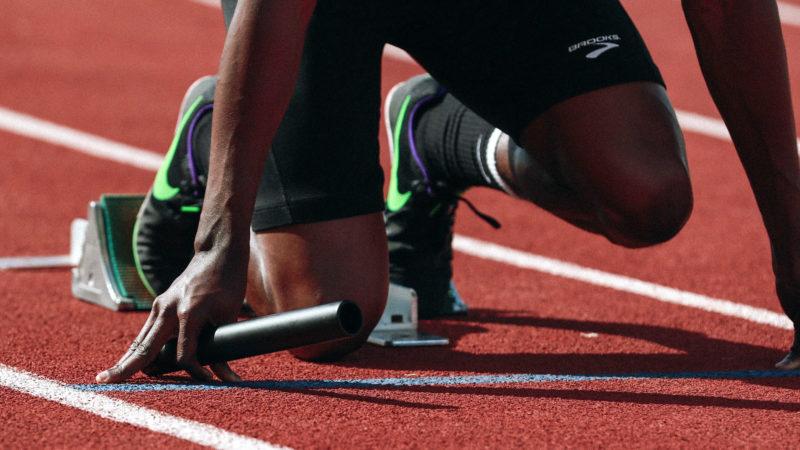 Start für den Sprint | © pixabay Pexels