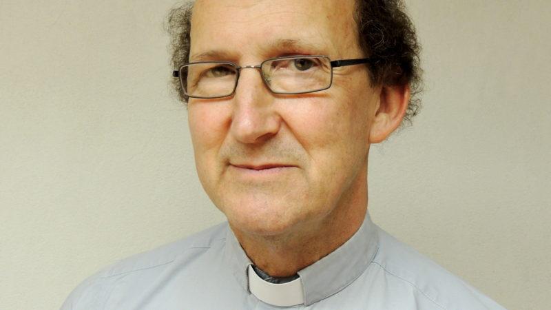 Rudolf Nussbaumer, Pfarrer von Steinen SZ | zVg
