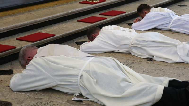 Priesterweihe   © zVg/Bistum Basel