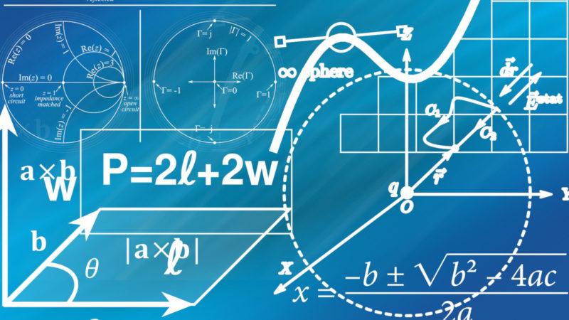 Mathematik | © pixabay/geralt, Pixabay License