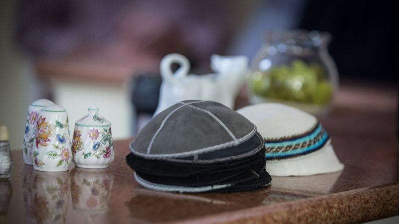 Kippa, jüdisches Scheitelkäppchen | © Pixabay/JoshMB, Pixabay License