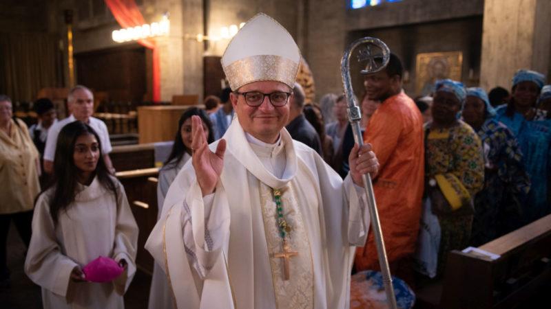 Der Basler Bischof Felix Gmür | © zVg/Leonie Gross