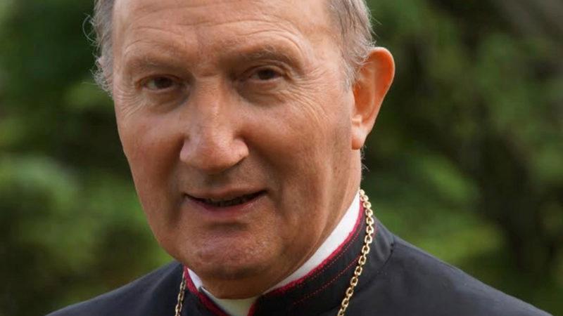 Bischof Peter Bürcher | © zVg
