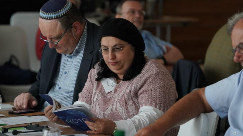 Delegierte des Schweizerischen Israelitischen Gemeindebundes in Zürich. | © zVg/SIG