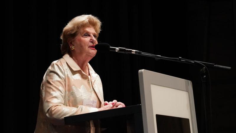 Shella Kertresz, Präsidentin Israelitische Cultusgemeinde Zürich | © zVg/SIG