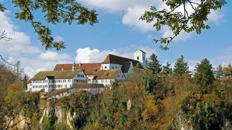 Klosteranlage Mariastein | © zVg
