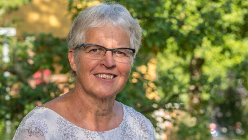 Silvia Huber, SKF-Beauftragte für Theologie | © zVg