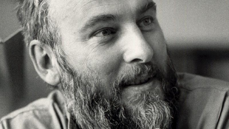 Yvan Stern, 1988 im «Centre catholique de radio-télévision» | © CCRT