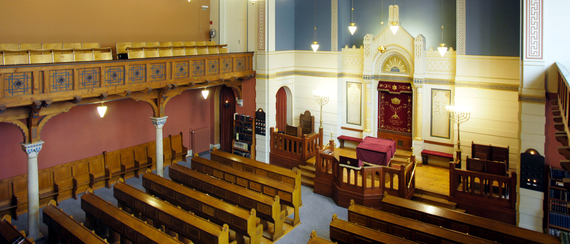 Synagoge in Bern