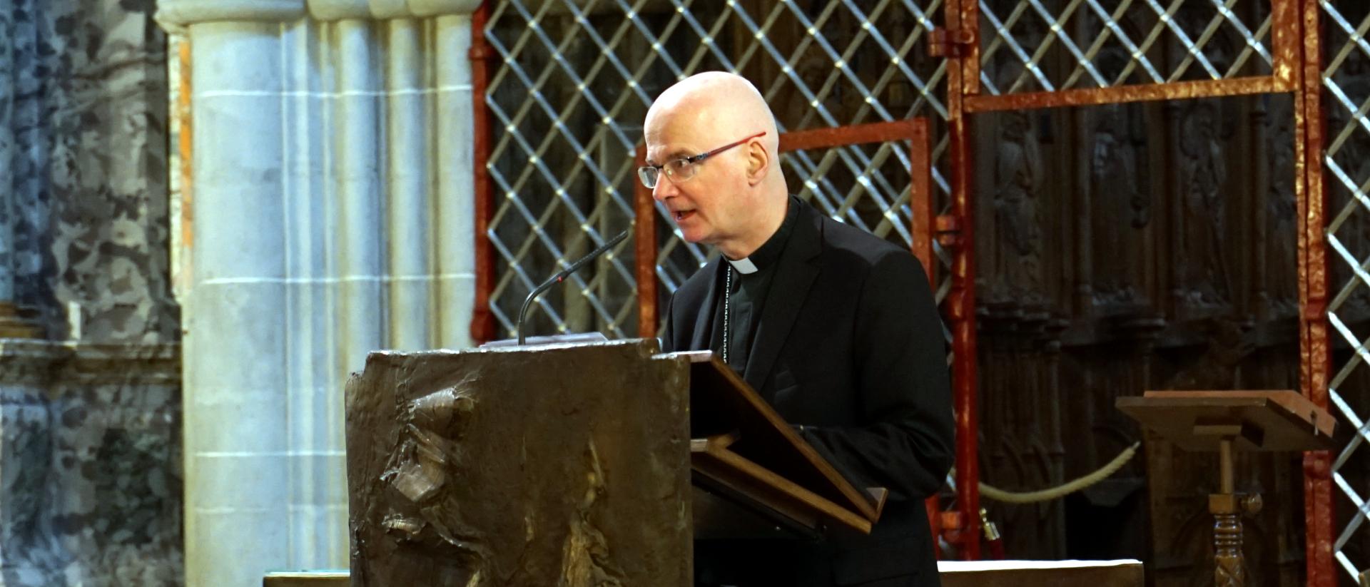 Bischof Charles Morerod