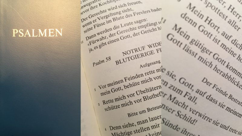 das Buch der Psalmen | Anna Di Paolo 2017