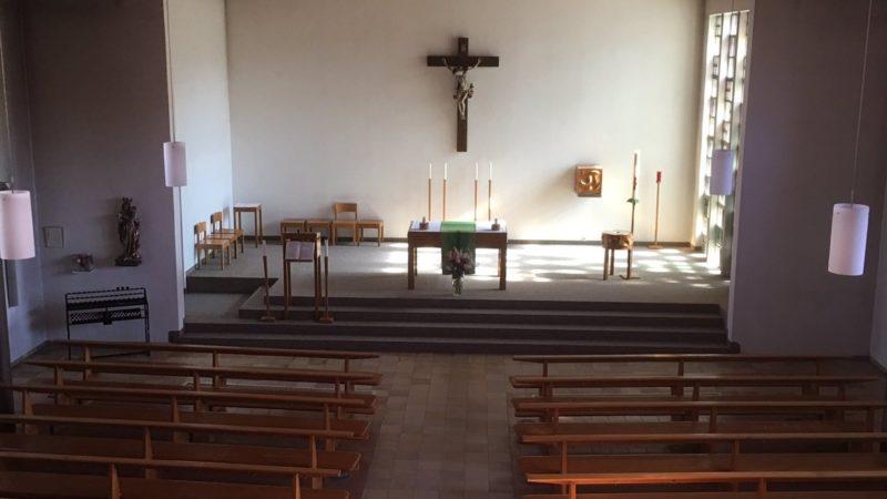 Kirche Herz-Jesu, Herzogenbuchsee | Anna Di Paolo 2017