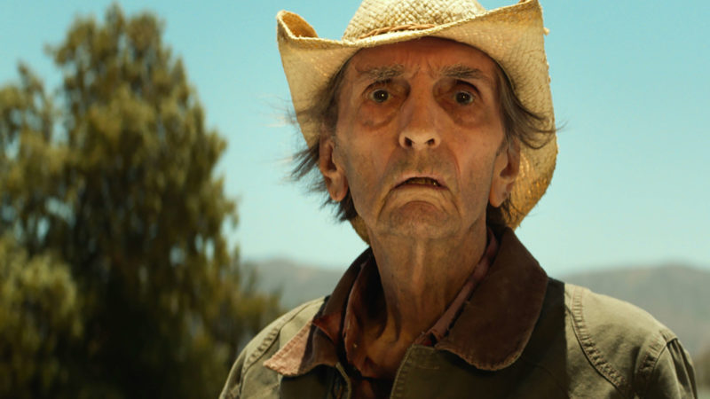 "Harry Dean Stanton im Film ""Lucky"" von John Carroll Lynch © Locarno Festival"