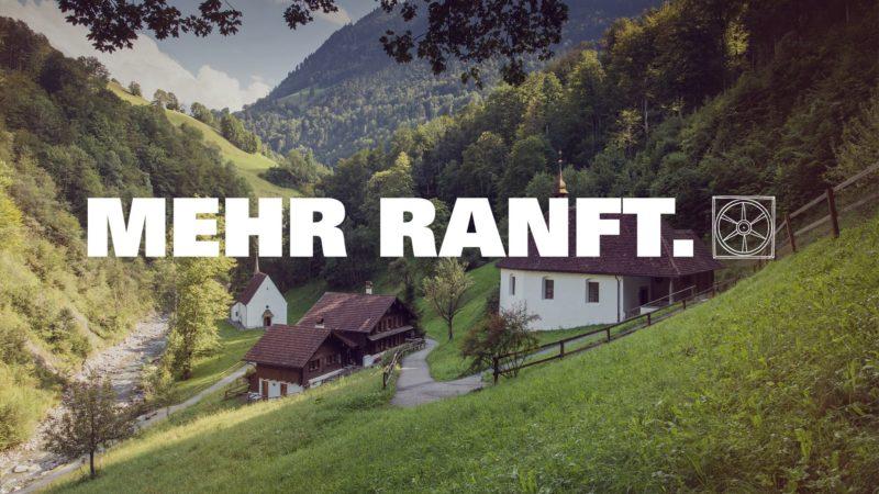 MEHR RANFT – auch im neuen Jahr! (Foto: Trägerverein Mehr Ranft)
