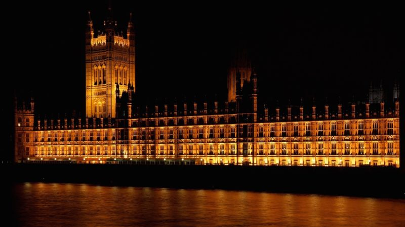 Londoner Parlament | © pixabay.com CC0
