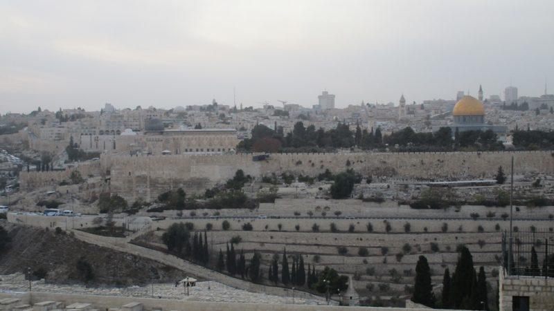 Jerusalem – Stadt der drei Weltreligionen  | © Bettina Flick