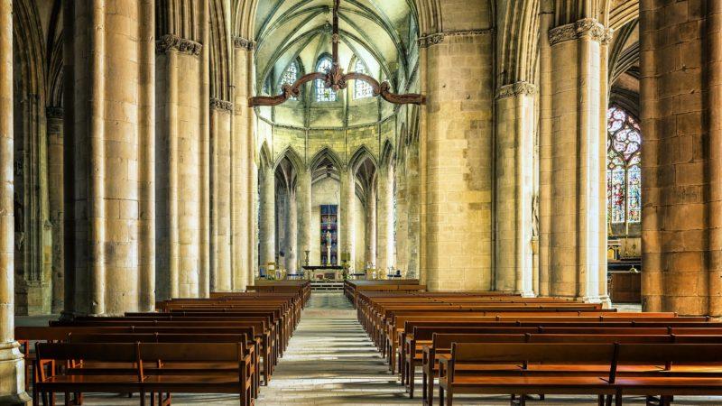 Leere Kirchenbänke | pixabay.com CC0