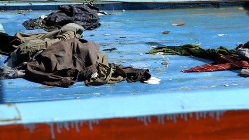 des corps de migrants échoués à Lampedusa Photo: flickr/noborder/cc