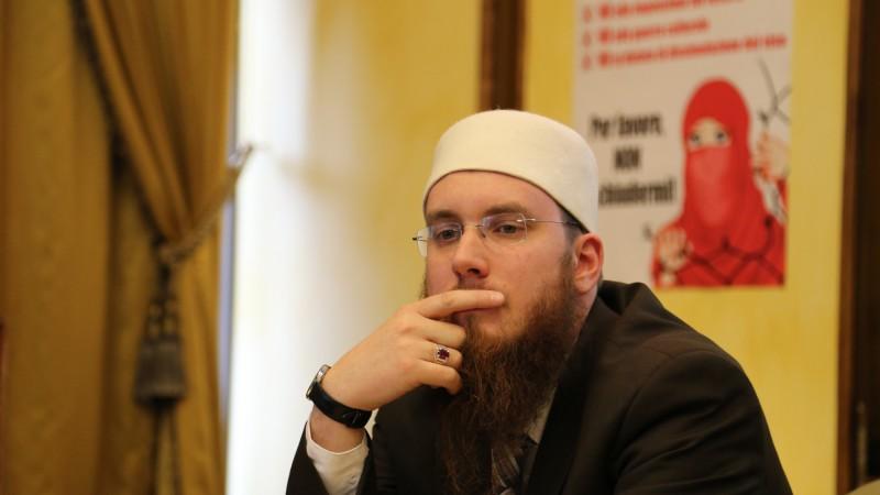 Nicolas Blancho, président du Conseil central islamique suisse (Photo: www.flickr.com)