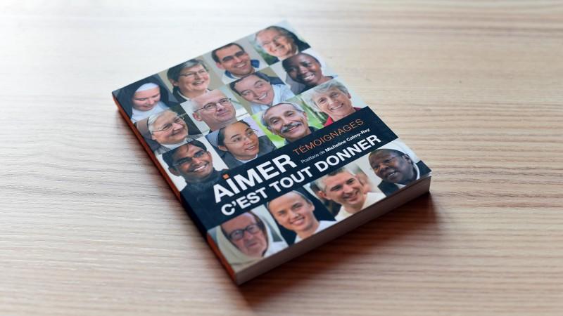 """""""Aimer c'est tout donner"""" témoignages pour l'année de la vie consacrée (Photo: Pierre Pistoletti)"""