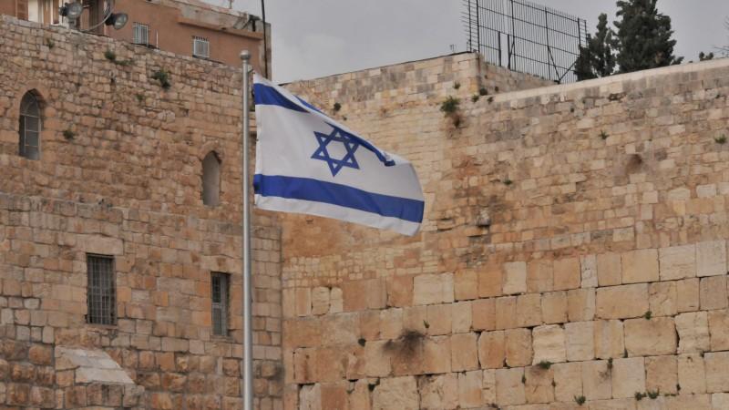 Jérusalem, le mur des lamentations (photo Maurice Page 2014)