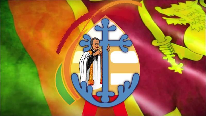 Le logo du voyage du pape au Sri Lanka (Photo: YouTube.com)