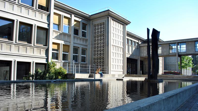 L'Université de Fribourg (Photo: Pierre Pistoletti)