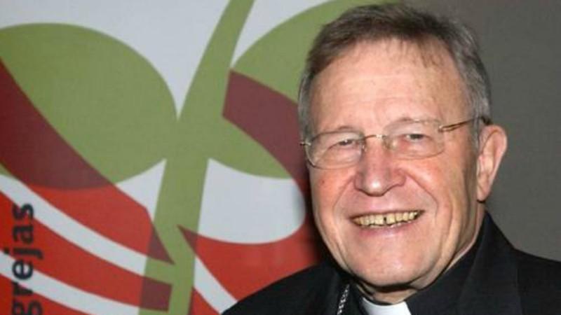 Le cardinal allemand Walter Kasper (Image: COE)