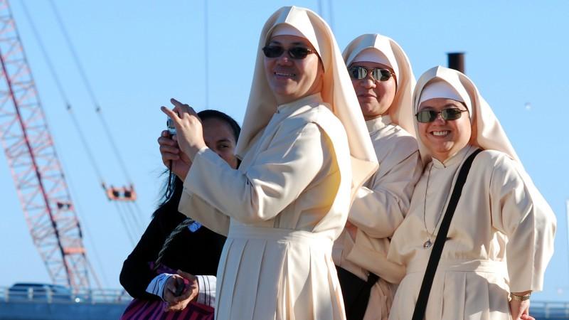 Le pape François veut plus de visibilité des femmes dans l'Eglise (Photo:DeusXFlorida/Flickr/CC BY-NC-ND 2.0)