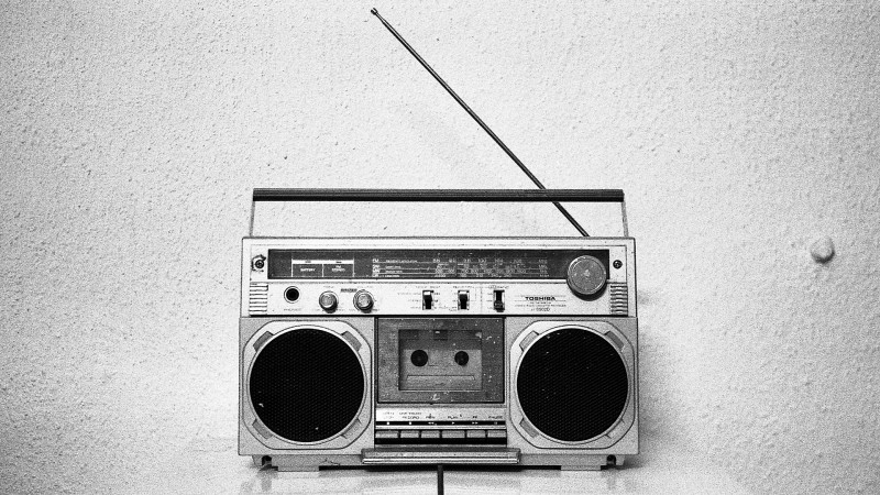 La radio reste un média actuel (Photo:Bernhard Benke/Flickr/CC BY-NC-ND 2.0)