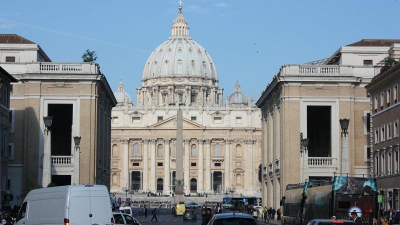 Le Vatican est encore secoué par les Vatileaks 2 (Photo: Bernard Bovigny / 2010)