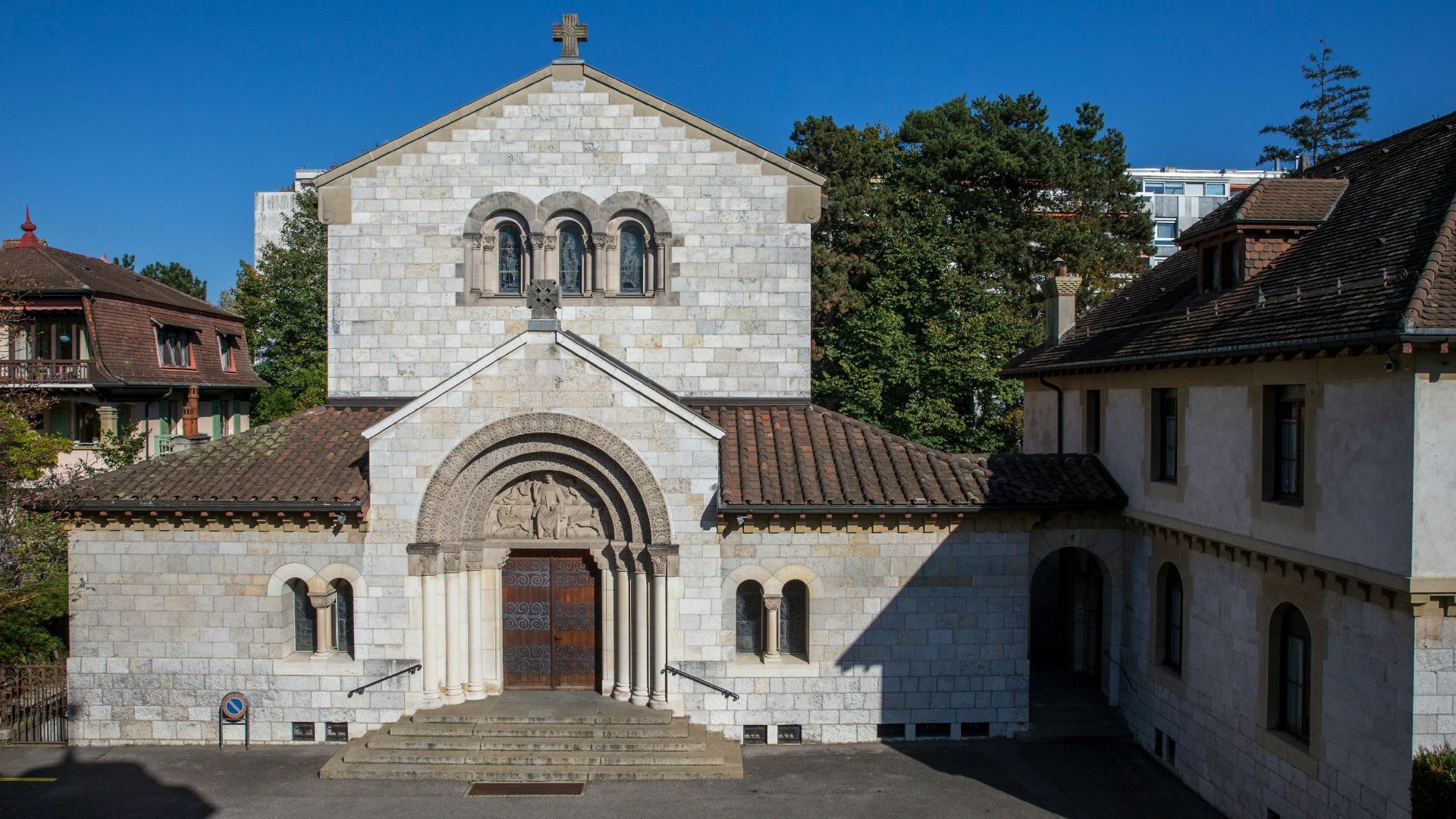 Gen ve la paroisse saint paul de cologny f te ses 100 ans - Office cantonal de la navigation geneve ...