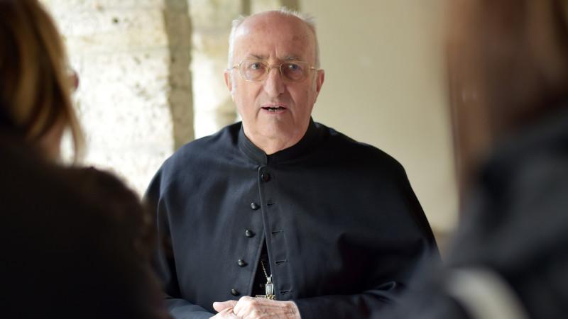 Mgr Joseph Roduit s'est éteint le 17 décembre 2015. (Photo: Pierre Pistoletti)