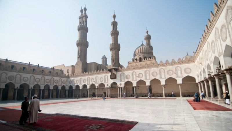 L'université islamique d'Al-Azhar, au Caire (Photo: www.asianews.it)