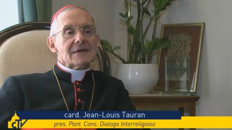 Cardinal Jean-Louis Tauran (Photo: www.pcinterreligious.org)