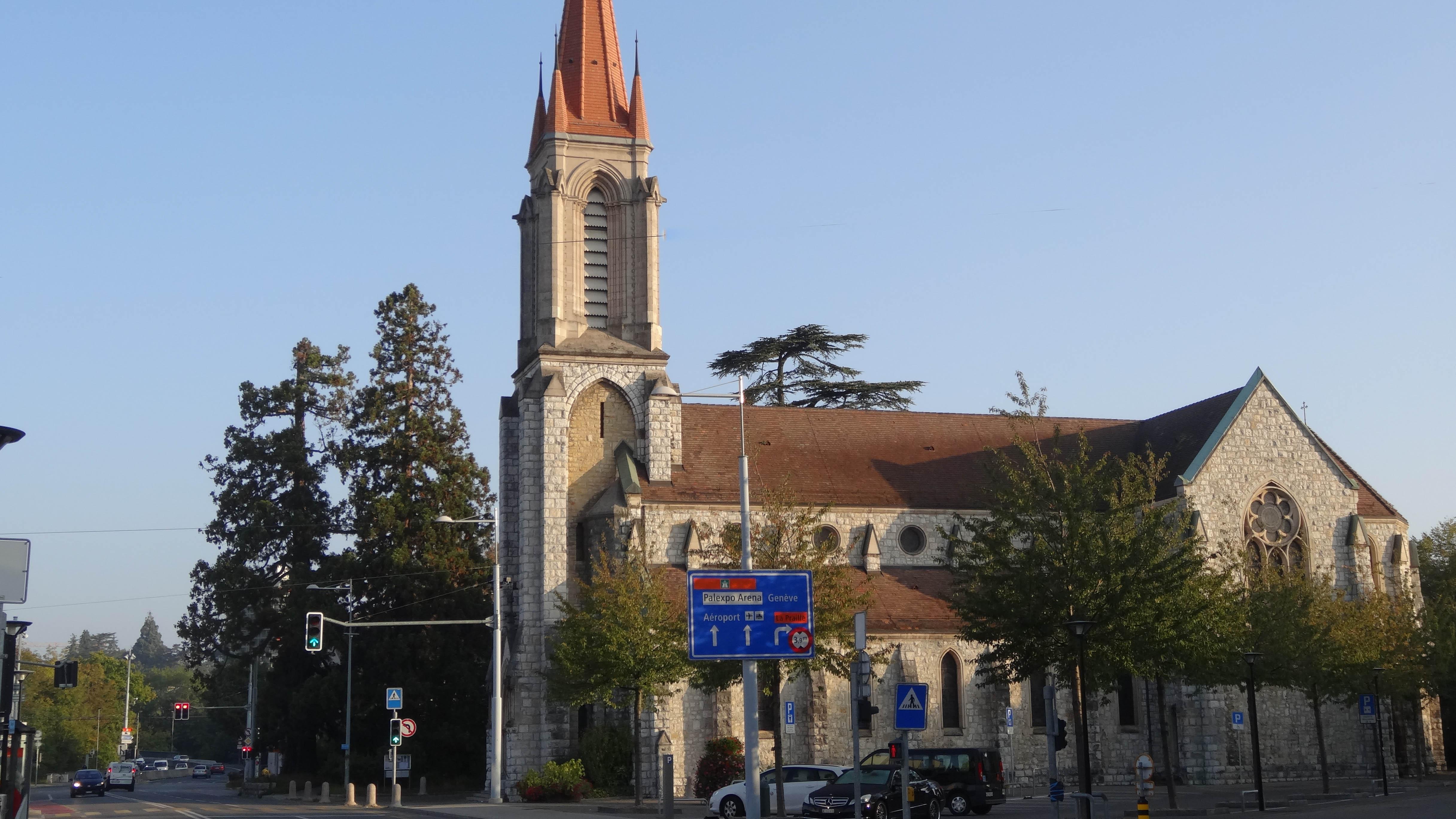 Foyer Au Grand Lancy : Messe de p ques en eurovision du grand lancy cath