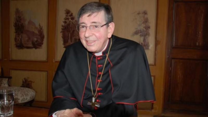 Le cardinal Kurt Koch préside à Rome depuis 2010 le Conseil pontifical pour la promotion de l'unité des chrétiens (photo CES)