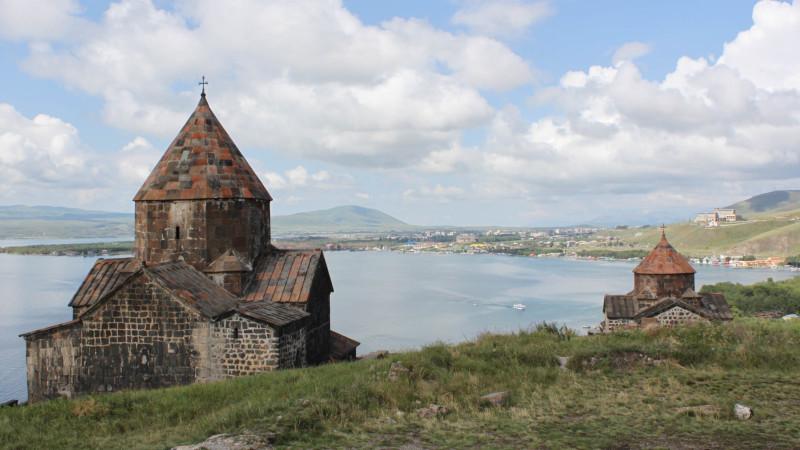 Le pape verra prochainement les églises d'Arménie (photo Bernard Litzler)