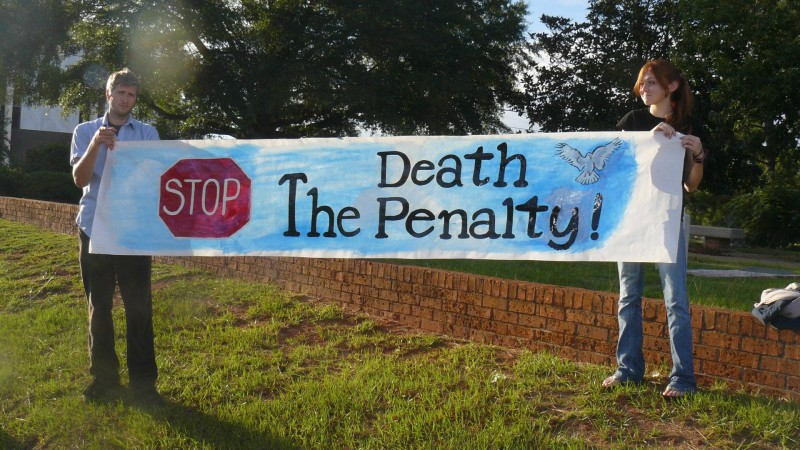 Une majorité d'Américains reste favorable à la peine de mort, même si leur proportion a diminué ces dernières années (Photo:Kurt and Sybilla/Flickr/CC BY-NC 2.0)