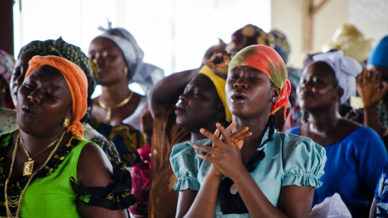 "85% de la population du Libéria est chrétienne (Photo:Ken Harper/Flickr/<a href=""https://creativecommons.org/licenses/by-nc/2.0/legalcode"" target=""_blank"">CC BY-NC 2.0</a>)"