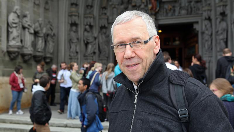 Bernard Litzler (Photo: Bernard Hallet)