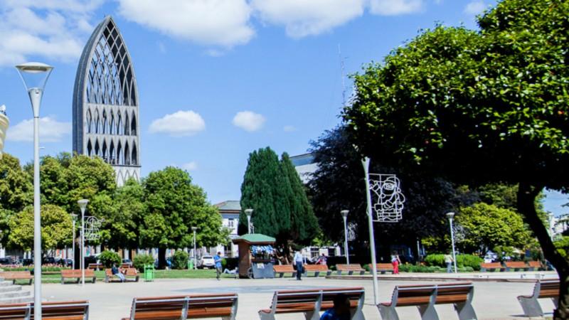 Chili Cathédrale d'Osorno (Photo: www.plataformaurbana.cl)
