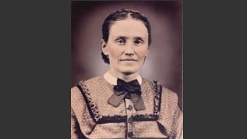 La bienheureuse Elisabeth Turgeon (1840-1881) fondatrice des fondatrice des Soeurs de Notre-Dame du Saint-Rosaire, au Canada