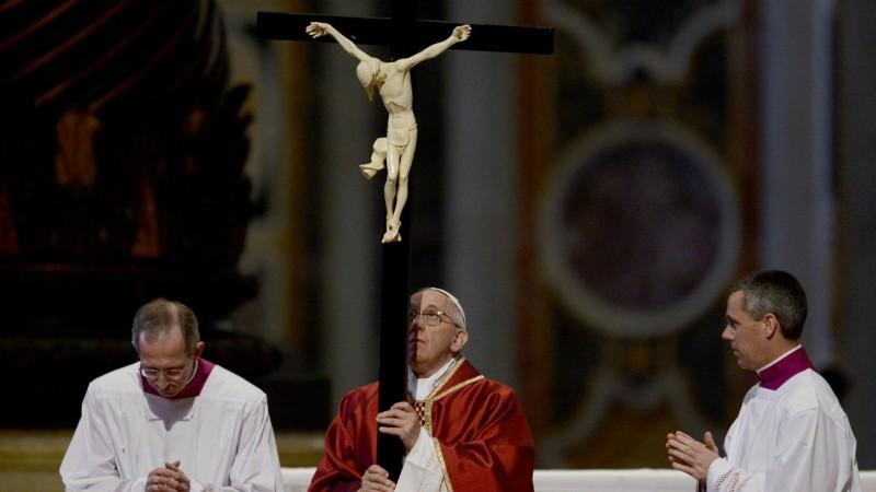 Le pape François prêche une retraite spirituelle pour les prêtres (Photo d'illustration: @ KNA)