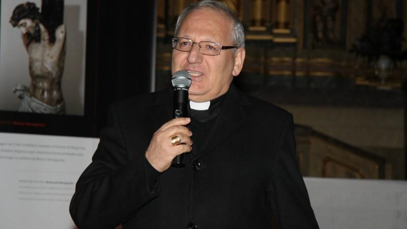Le Patriarche chaldéen Louis Raphaël 1er Sako (Photo: AED)