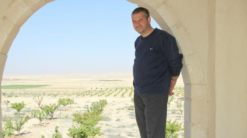 Père Jacques Mourad, prieur du Monastère de Mar Elian  (Photo: Roberto Simona)