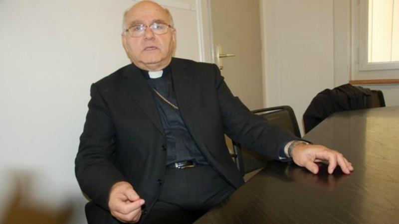 Syrie Mgr Jean-Clément Jeanbart, archevêque grec-catholique melkite d'Alep | © Jacques Berset