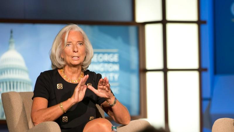 La Française Christine Lagarde, patronne du FMI (Photo: IMF/Flickr/CC BY NC-ND 2.0)