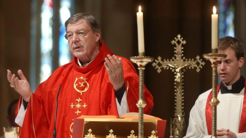 Le cardinal George Pell, préfet du secrétariat pour l'économie du Vatican (Photo: Keystone)